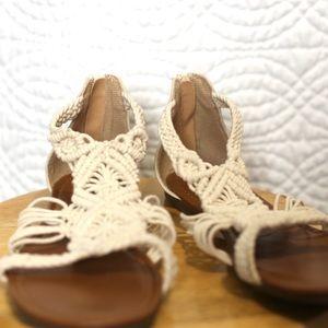 Women's Lace Style Sandals